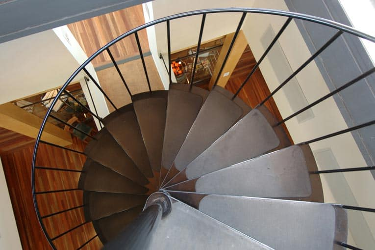 How to buy or build stairs hometips for 4 foot spiral staircase